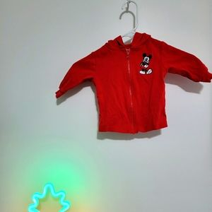 Disney baby Mickey Mouse hoodie